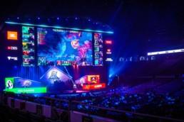 Compétition de jeux vidéo esport