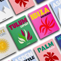 Travel collection Assouline objet de focalisation sur le social media et le e-commerce à lère du covid