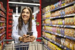 Developpement du e-commerce et de la livraison à domicile pour les marques FMCG