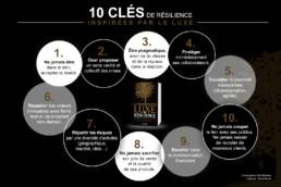 Les 10 clés de résilience du luxe