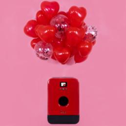 Pour la Saint Valentin Daan Tech transforme son lave-vaisselle compact en application de rencontres